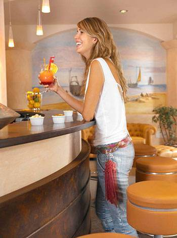 Hotel Italia Bellaria ristorante bar